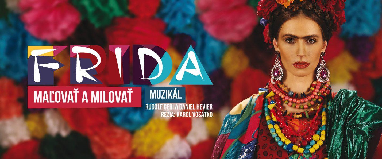 Frida - malovať a milovať, viac informácií